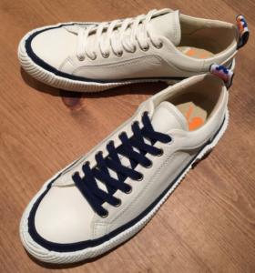 スピングルムーブSPM-253靴紐アレンジ
